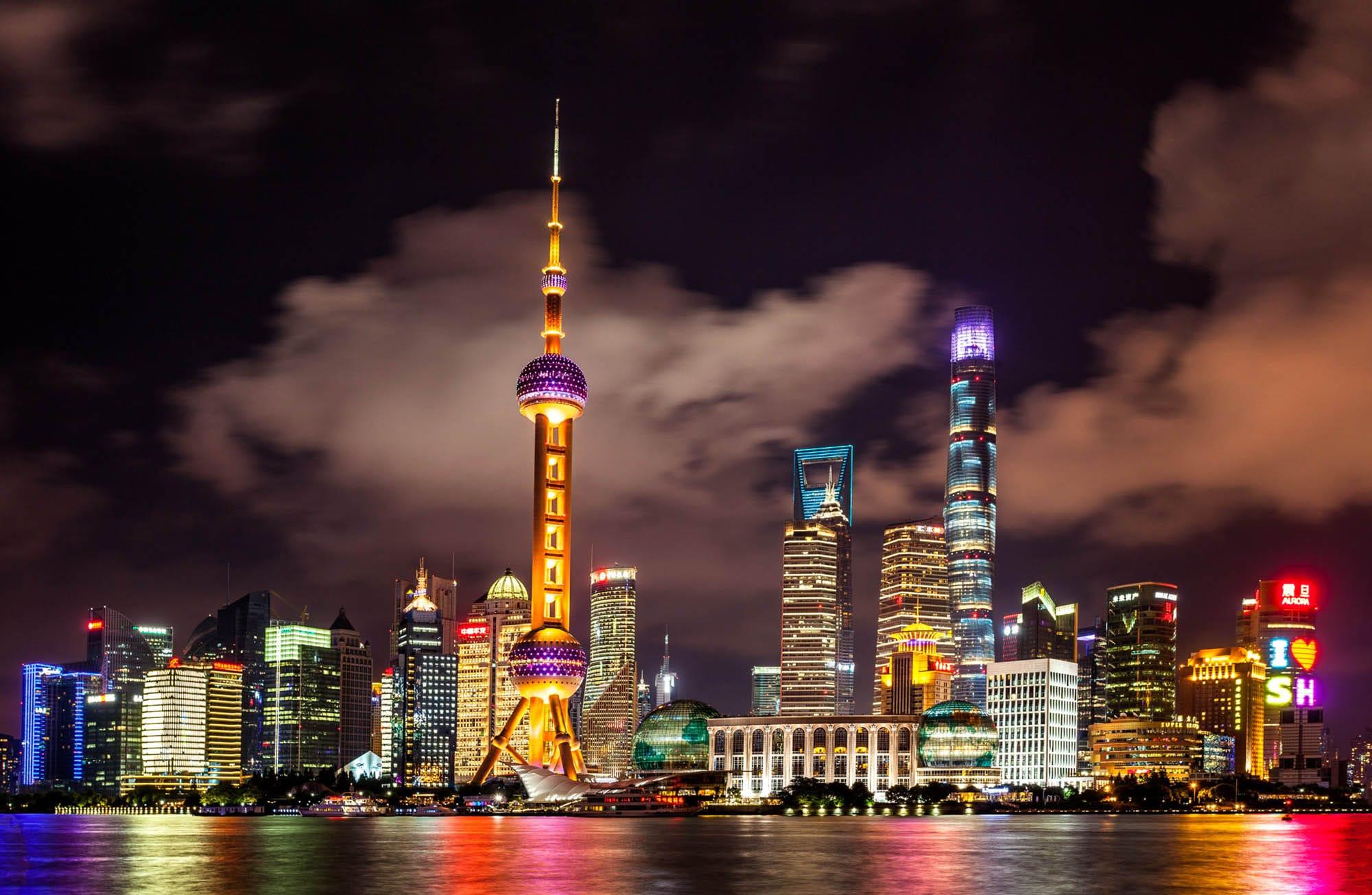 Shanghai-China-Head