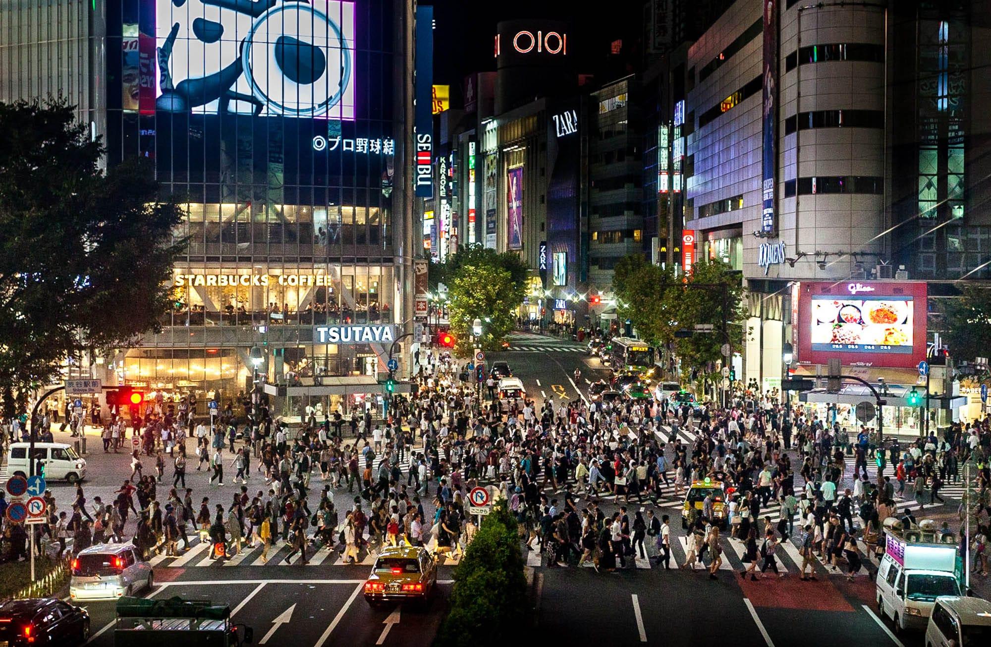 Tokio-Japan-Head
